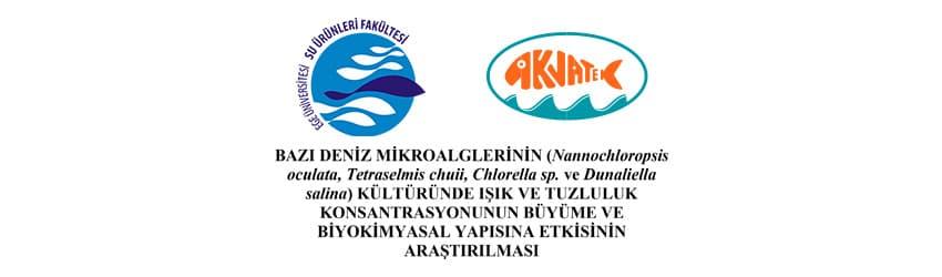 Read more about the article Bazı Deniz Mikroalglerinin Kültüründe Işık ve Tuzluluk Etkileri